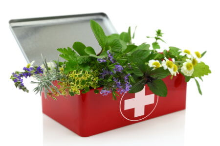 Natural First Aid