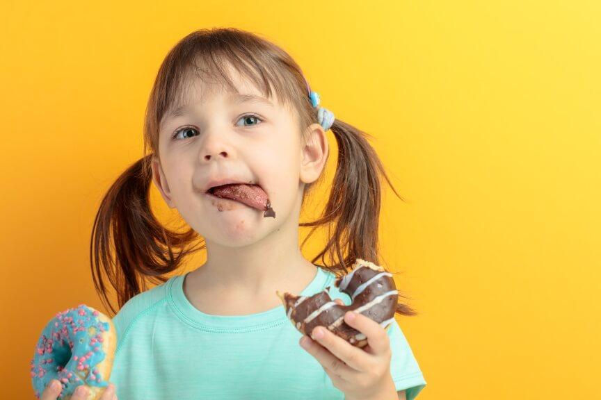 Children, Sugar & Food Additives