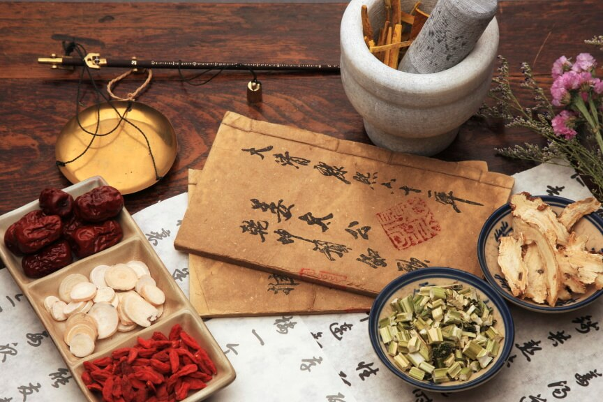 Cold Remedies from Chinese Medicine