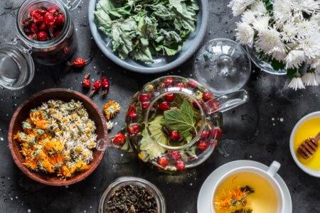 Herbs for Your Herbal Immunity Kit