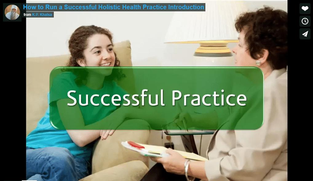 Run Successful Practice