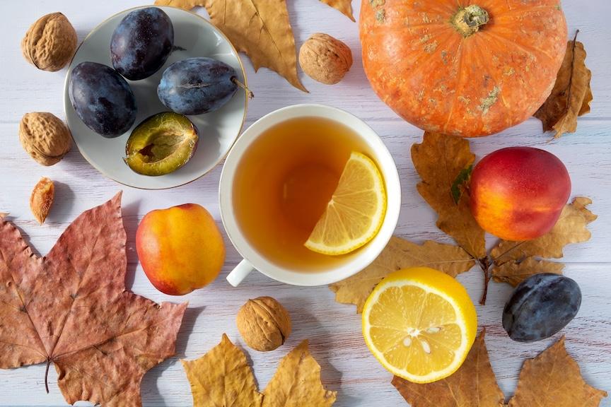 Embracing Autumn with Ayurveda